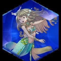 Mermaid's Phantom Stone (Rank 3).