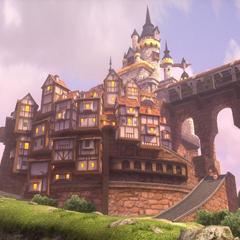 Castle Cornelia.
