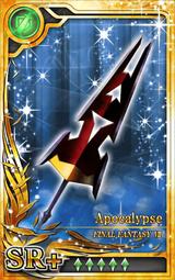 FF7 Apocalypse SR+ Artniks