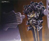 Fal'cie Garuda FFXIII Concept Art