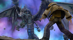 Bahamut and layle