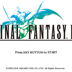 <i>Final Fantasy III</i> (PC).