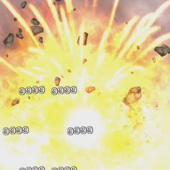 Exploding Lingshan Legs.