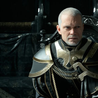 Clarus meets with the ruling council of Lucis.