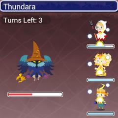 Thundara.