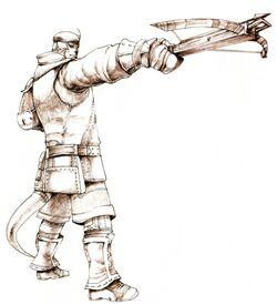Ranger FFXI Ikeda Art