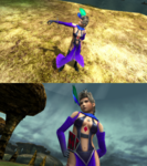 FFX-2 Victory Paine Lady Luck