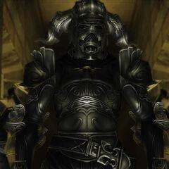 Gabranth in <i>Final Fantasy XII The Zodiac Age</i>.