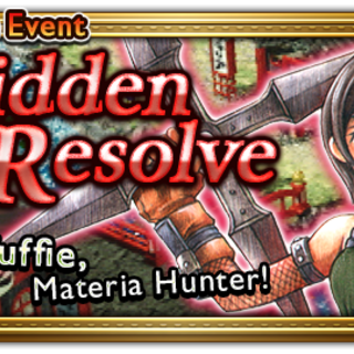 Hidden Resolve's global event banner.