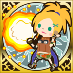 FFAB Firestorm - Rikku Legend SR+