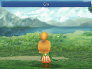 FFIVDS Cry