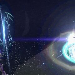Kain's EX Mode attack, Lancet.
