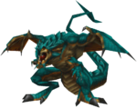 FF8 Blue Dragon