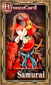 KotC Samurai