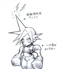 Sketch of Cloud's field model.