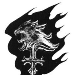 The Griever pendant, as it appears in the <i>Kingdom Hearts</i> manga.