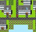 Mysidia town NES