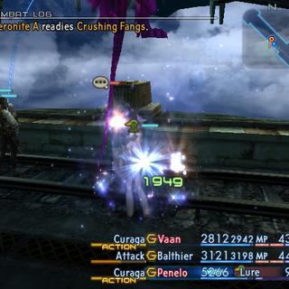 Crushing Fangs.