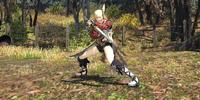 Sasuke's Blade