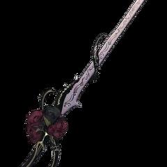 Terra's Rune Sword.