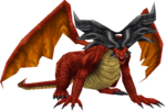 FF8 Ruby Dragon