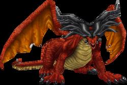 FF8 Ruby Dragon