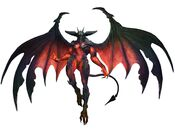 Diabolos en Final Fantasy XIV.