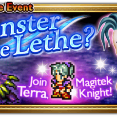 Monster in the Lethe?'s global event banner.