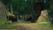 FFXIV Blue Badger Gate