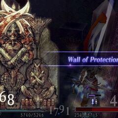 Demon Wall (auto).
