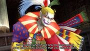 Dissidia Kefka Speech