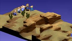 FFT - Zeklaus Desert