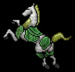 FFXIII Retro Odin Gestalt Mode