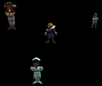FFVII Debug Room - Below Thousand