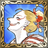 FFTS Kefka Icon