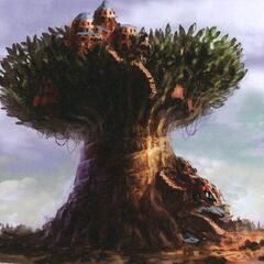 Giant Tree (unused).
