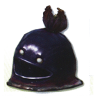 Black Miniflan