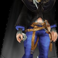 DLC outfit EX Mode.