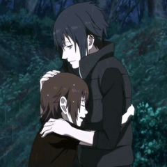 Iris and Noctis in <i>Brotherhood Final Fantasy XV</i>.