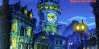 Chocobo's Mysterious Dungeon ~Labyrinth of Forgotten Time~ Original Soundtrack