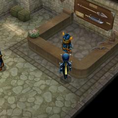 Weapons shop (3D).