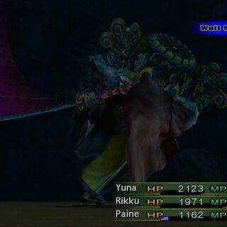 Yojimbo attacks.