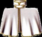 FF7 White cape