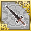 FFAB Gluttony Sword SR