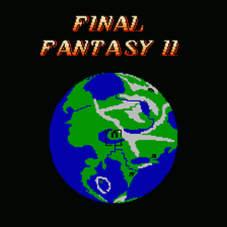In-game world map (NES).