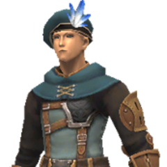 Scout's Jerkin set<br />(RNG)