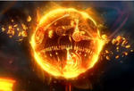 Byrnhildr Fire Orb