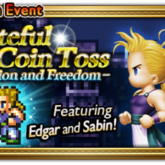 A Fateful Coin Toss's global event banner.