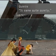 Quistis's
