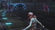 FFXIII Mission 22 - Ambling Bellows
